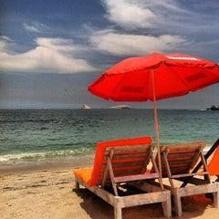 Photo taken at Playa El Silencio by Stijn O. on 2/24/2012
