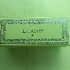 Photo taken at Ladurée by Tuğba K. on 8/31/2012