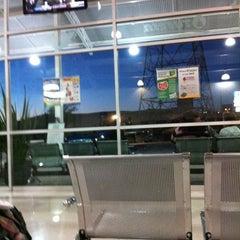 Photo taken at Terminal de Autobuses Nuevo Milenio de Zapopan by Brenda M. on 4/4/2012