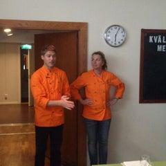 Photo taken at Cajsa Warg by Fredrik P. on 4/17/2012