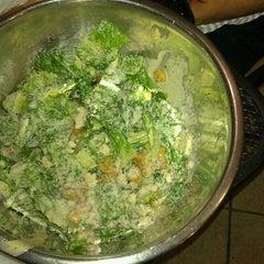 Photo taken at Gables Pizza & Salad by Silvina J. on 3/12/2012