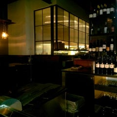 Photo taken at Wolfgang Puck Bistro by Earl C. on 7/31/2012