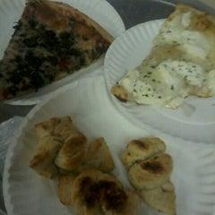 Photo taken at Emilio's Pizza by Jacqie R. on 5/15/2012