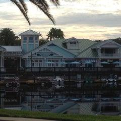 Photo taken at Disney's Old Key West Resort by Dan B. on 8/3/2012