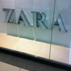 Photo taken at Zara by Lester P. on 4/27/2012