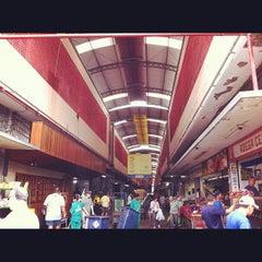 Photo taken at CADEG - Centro de Abastecimento do Estado da Guanabara by Fernando T. on 7/14/2012