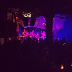 Photo taken at Glasslands Gallery by Martin O. on 4/28/2012