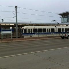 Photo taken at Century Park LRT Station by Noel G. on 3/22/2012