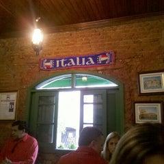 Photo taken at La Trattoria by Leonardo R. on 8/5/2012