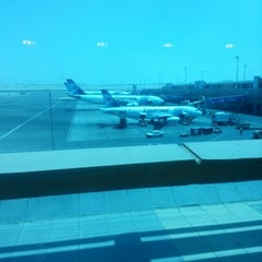 Photo taken at Terminal 3 by Nael A. on 7/24/2012