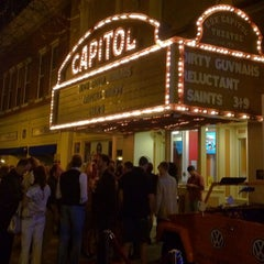 Photo taken at Cox Capitol Theatre by Terrell S. on 3/9/2012