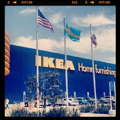 Photo taken at IKEA by Chelci F. on 8/13/2012