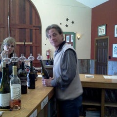 Photo taken at Hearthstone Vineyard and Winery by Teresa Z. on 5/27/2012