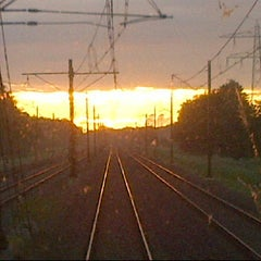 Photo taken at Intercity naar Leeuwarden by Jack B. on 6/26/2012