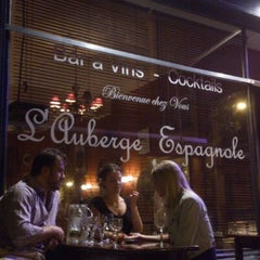 Photo taken at L'Auberge Espagnole by Stephan G. on 8/14/2012