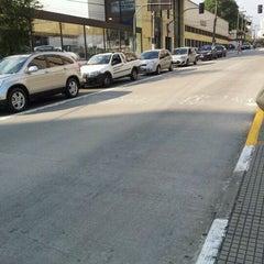 Photo taken at Avenida Santo Amaro by Josemar M. on 2/15/2012