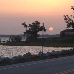Photo taken at Innerarity Island by Bennie G. on 7/23/2012