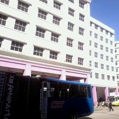 Photo taken at Faculdade Joaquim Nabuco by Hugo G. on 8/31/2012