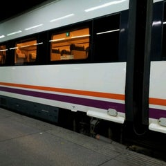 Photo taken at RENFE El Clot-Aragó by Jordi R. on 8/24/2012