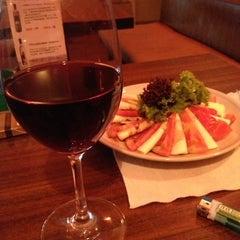 Photo taken at Aperitivo 意式餐吧 by Anna on 7/25/2012