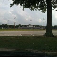 Photo taken at Bridgeton High School by Shawn P. on 8/14/2012