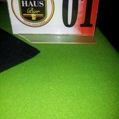 Photo taken at Haus Bier by rafael m. on 3/16/2012