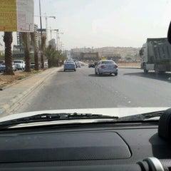 Photo taken at طريق الملك خالد - السفارات / King Khaled Road by Saad Fahad- A. on 5/7/2012