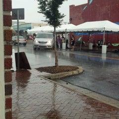 Photo taken at Downtown Arts District by Deborah W. on 9/8/2012