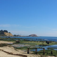 Photo taken at Playa Los Tubos by Mario B. on 8/26/2012