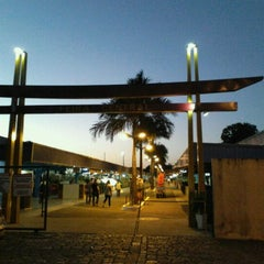 Photo taken at Feira Central by Roberta on 7/15/2012