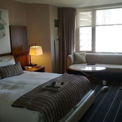Photo taken at Fairmont Chicago by Bill on 5/18/2012
