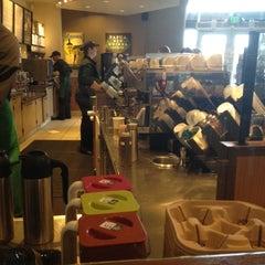 Photo taken at Starbucks by Katy T. on 2/26/2012