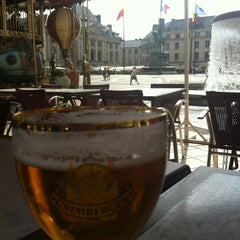 Photo taken at Café du Martroi by 'Baptiste T. on 8/1/2012