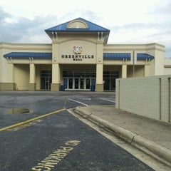 Photo taken at Greenville Mall by Matthew R. on 7/12/2012