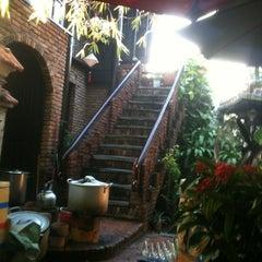 Photo taken at Xưa & Nay Cafe by Bò K. on 5/15/2012