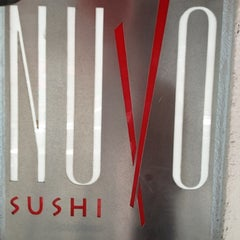 Photo taken at Nuvo Sushi by Farfan 😎 on 8/21/2012