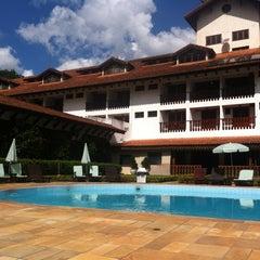 Photo taken at Hotel Alpino by Thiago A. on 5/5/2012