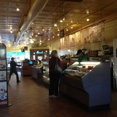 Photo taken at Einstein Brothers by Chris R. on 3/10/2012