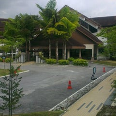 Photo taken at PETRONAS Leadership Centre by Aizat A. on 7/7/2012