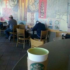 Photo taken at Starbucks by Merwin 💞 V. on 3/7/2012