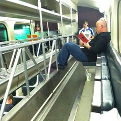 Photo taken at Metra Ho Ho Ho Train by iSapien 1. on 5/4/2012