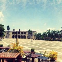 Photo taken at Plaza España by @chefpandita on 9/9/2012