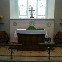 Photo taken at St Mary's Church by Victor F. on 2/19/2012