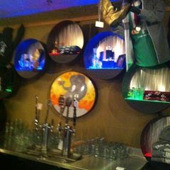 Photo taken at Thai Me Up Restaurant and Brewery by Michael A. on 6/29/2012