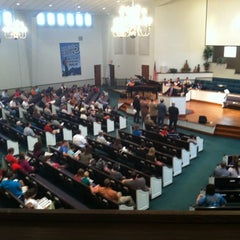 Photo taken at Hope Baptist Church by Stacey M. on 6/13/2012