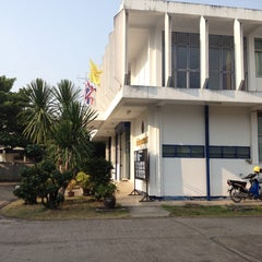 Photo taken at สำนักงานสรรพสามิตพื้นที่เลย by Tewan1042 G. on 4/23/2012