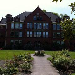 Photo taken at Willamette University by Jim M. on 5/11/2012