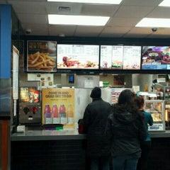 Photo taken at Burger King® by Robin V. on 2/25/2012