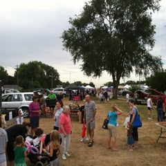 Photo taken at Uptown Ankeny Farmer's Market by Vince on 7/28/2012