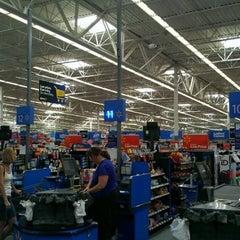 Photo taken at Walmart Supercenter by Michael O. on 9/1/2012